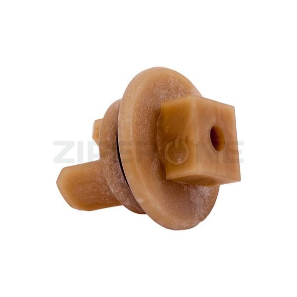Муфта для мясорубки 00020470 Bosch (c отверстием)