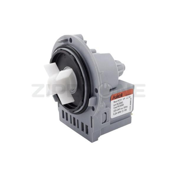 Насос универсальный к стиральной машине Askoll M231 RC0083 40W